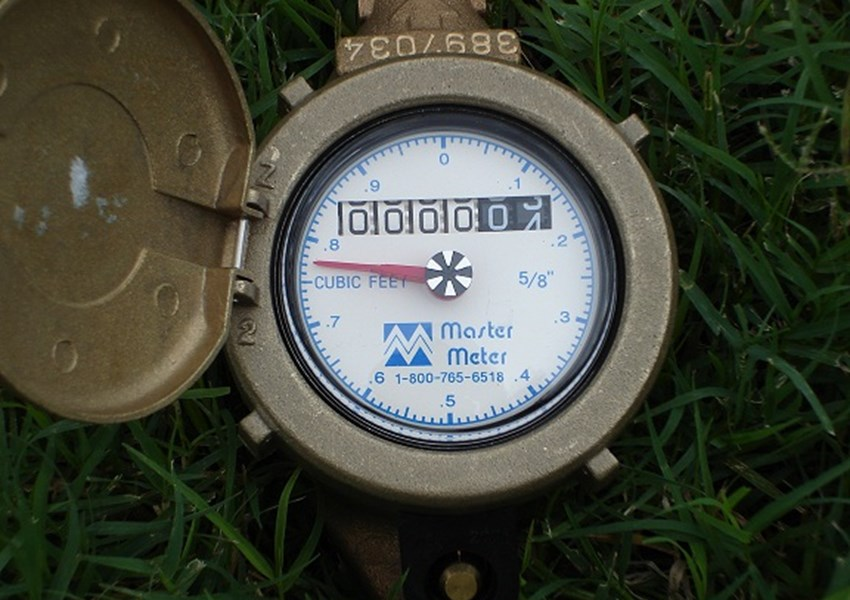 >Water Management Services: Meter Charges and Verification. Image
